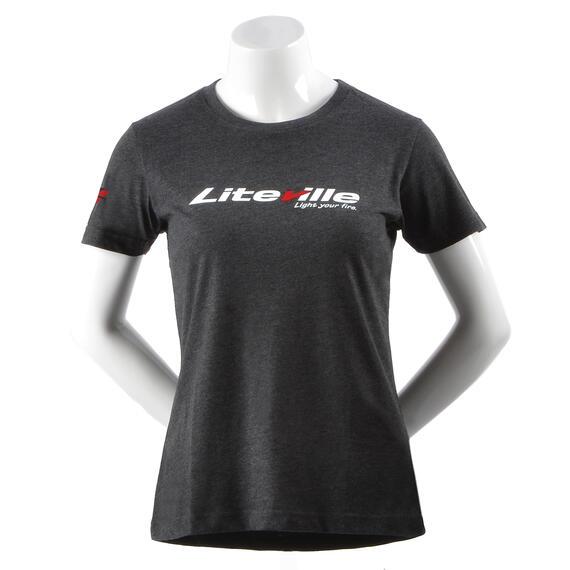 Liteville Logo-Shirt Women - M