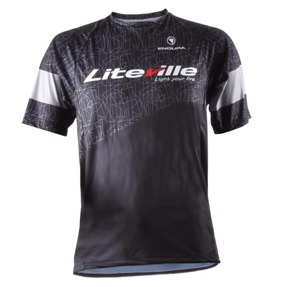 Liteville/Endura Singletrack Short Sleeve - XL