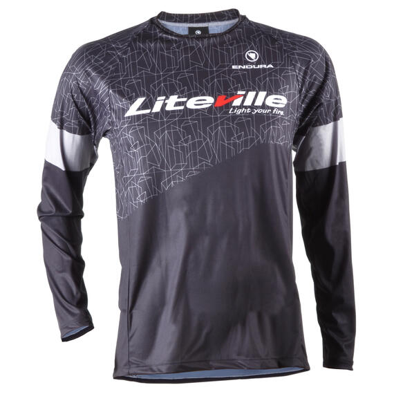 Liteville/Endura Singletrack Long Sleeve - XS