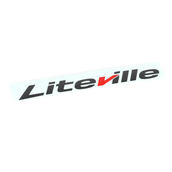 Liteville Sticker für works finish Rahmen
