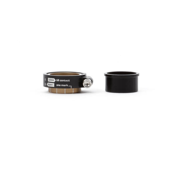 MicroAdjust Cap Kit RS, 12 mm for RS Straight Front, CL