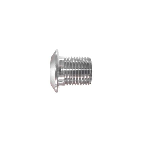 Alu Screw M10x1x12