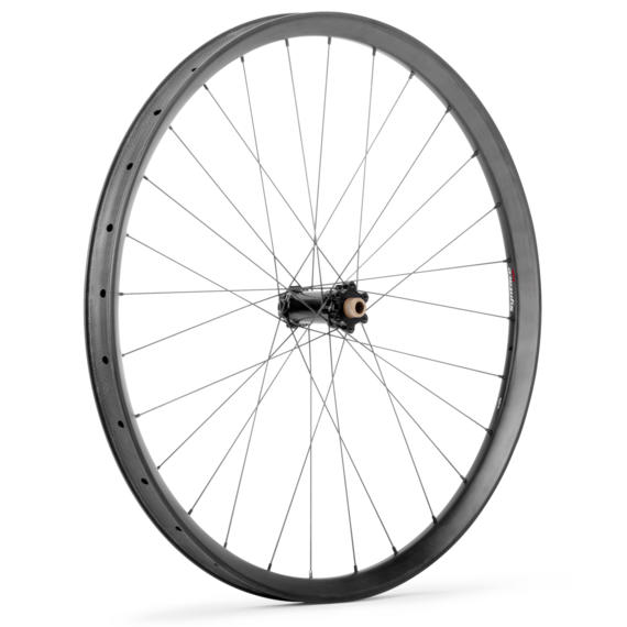 C33i Straight Carbon Front Wheel SC