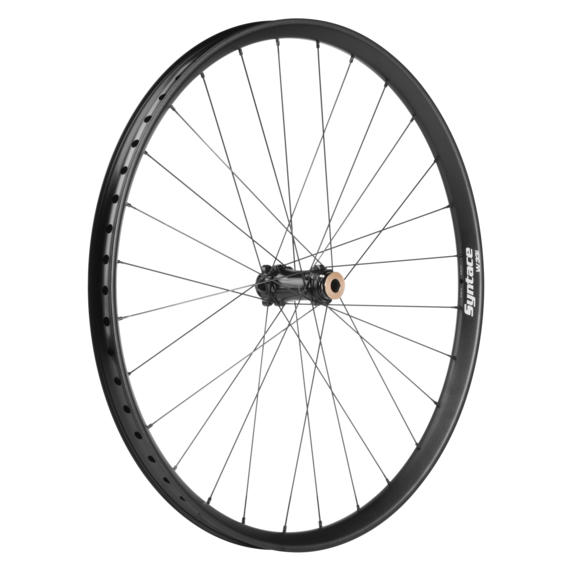 W33i Straight Alu Front Wheel SC