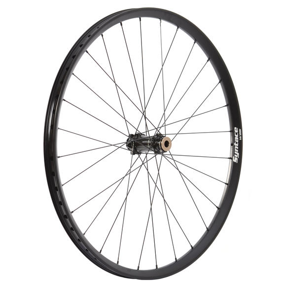 W28i Straight Alu Front Wheel SC