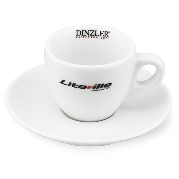 Liteville Espressotasse mit Unterteller